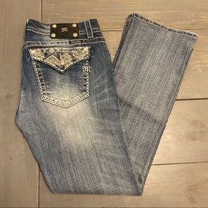 Miss Me Bootcut Jeans - Size 32